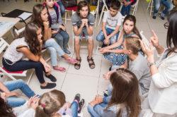 Курсы для детей, тренинги личностного развития подростков, школа лидерства Елены Березовской